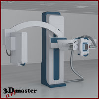 x-ray medical 3D