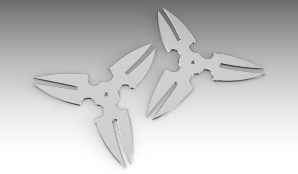 resident evil star 3D model