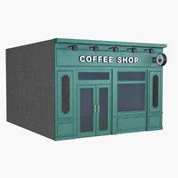 caffee shop model