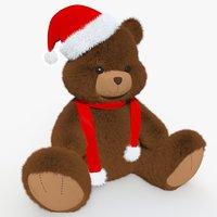 toy bear 3D