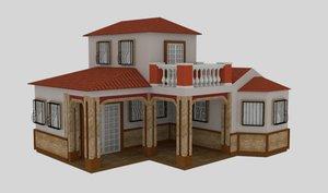 house big model