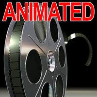 film reel model
