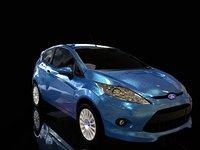 car tyre 3D model