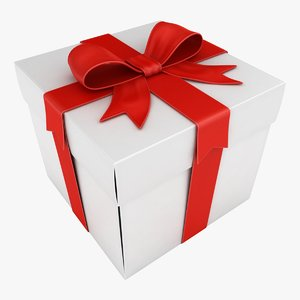 gift box 2 model