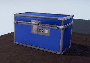3D box lock