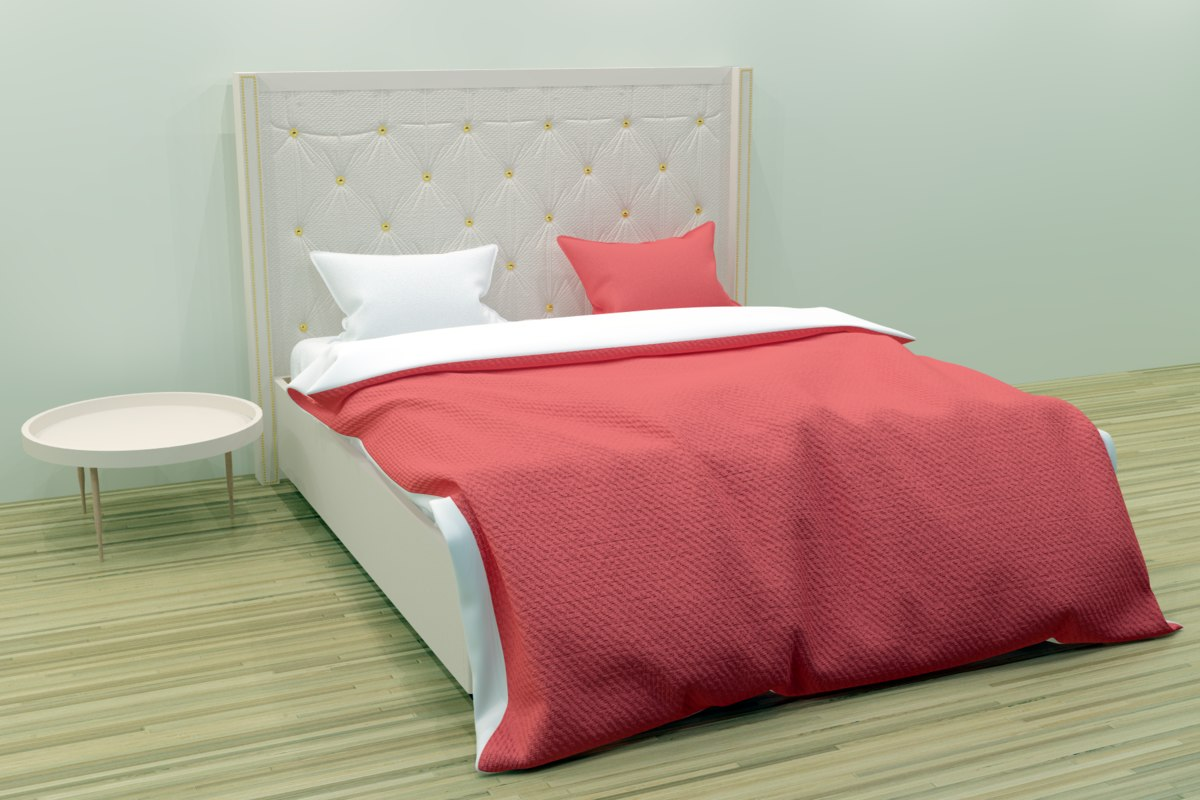 bed stella 3D
