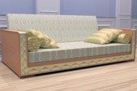 sofa lancaster 3D model