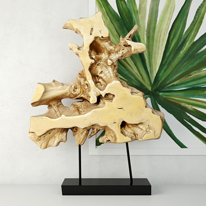 3D root stand