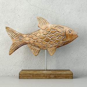seaside decor object model