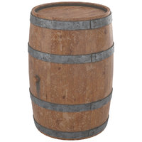 3D model wine barrel 1