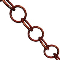 chain rusty 3D model