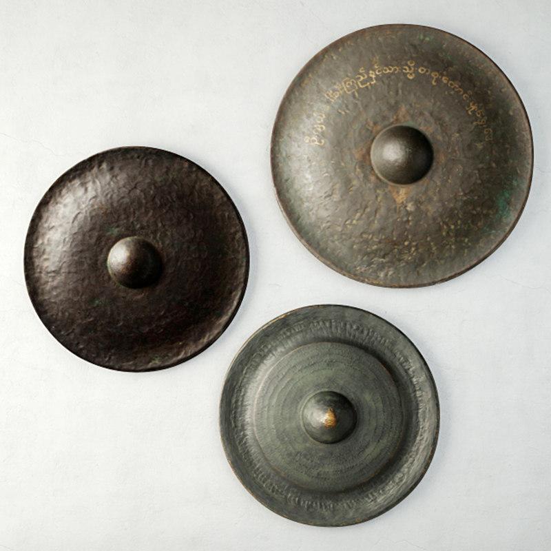 19th century laos bronze 3D