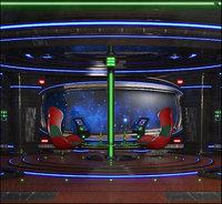 Sci-Fi Room V2