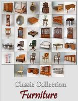 francesco molon furniture collected 3D