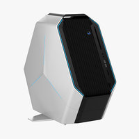Dell Alienware Area 51 R2 case