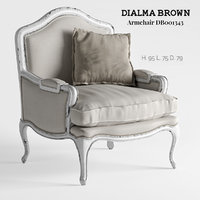 Dialma Brown - Armchair DB001343