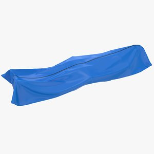 3D closed body bag