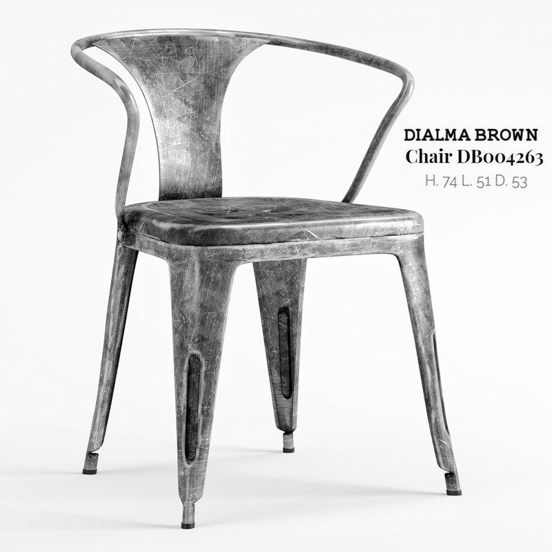 dialma brown db004263 3D model