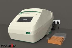 3D thermal cycler bio