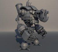 Robot Tacter