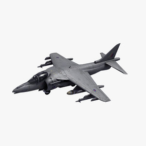 harrierii gr9 3D