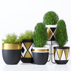 designtwins pot design twins model