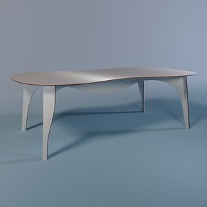 no-waste table moroso model