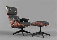 Chair eames lounge
