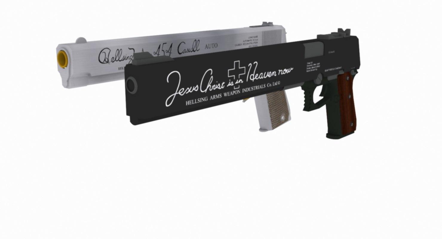3D guns model