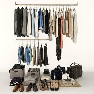clothes 3D