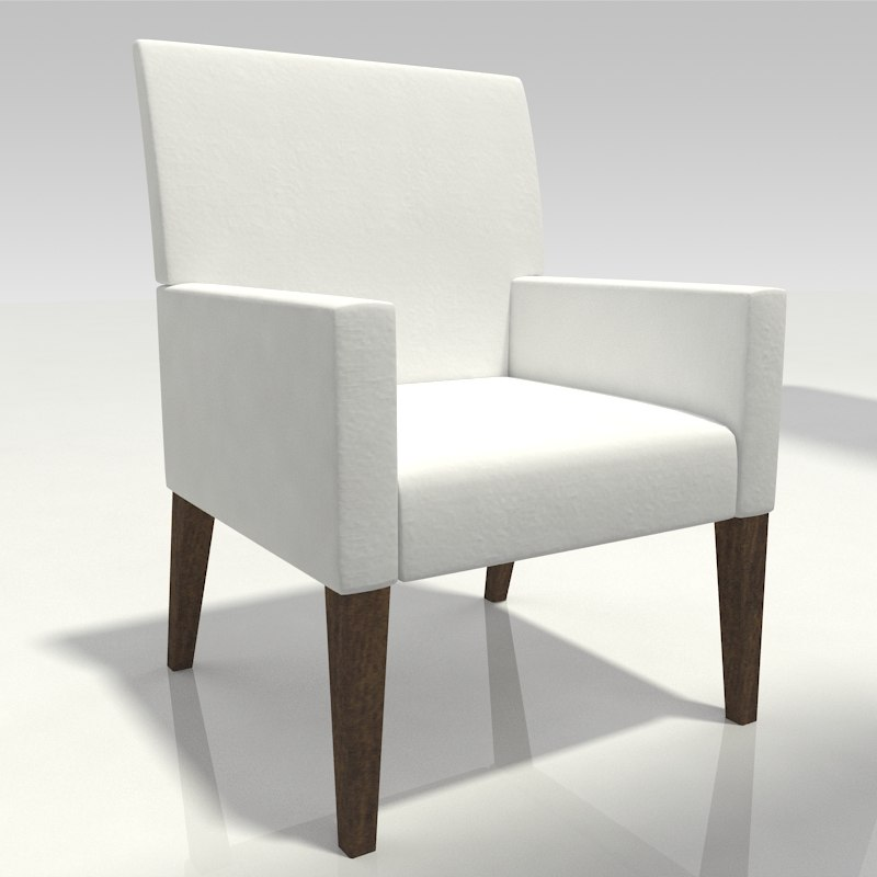 cloth chair model