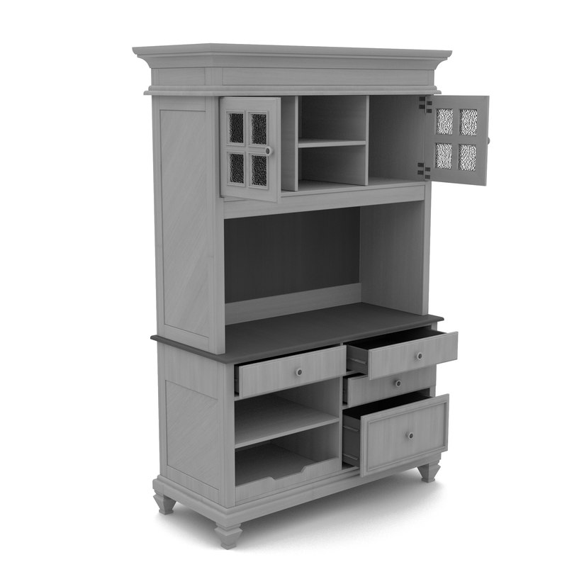 3D cabinet office