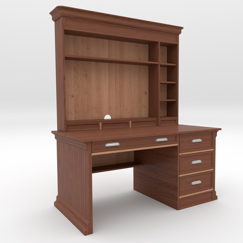 cabinet office 3D