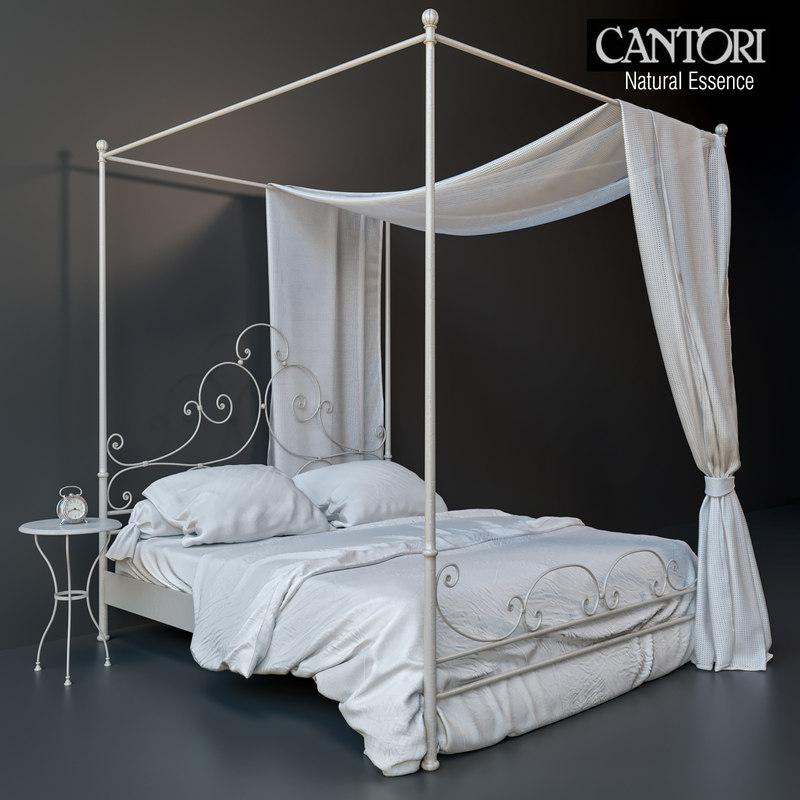cantori-natural essence 3D model