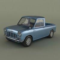 3D mini pickup