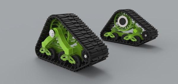mattracks track model