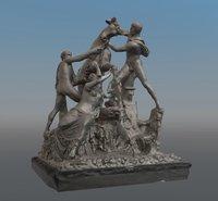 3D farnese model