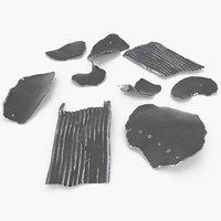 Metal Debris