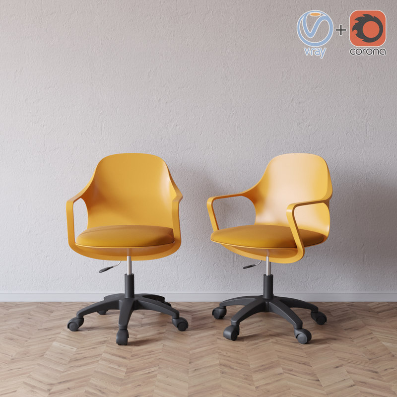 3D pogo office chair tootool