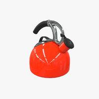 kettle oxo 3D model