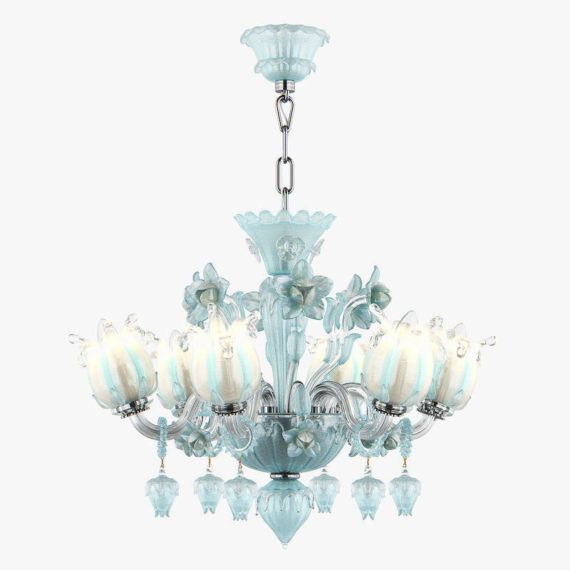 chandelier md 89298-6 osgona 3D