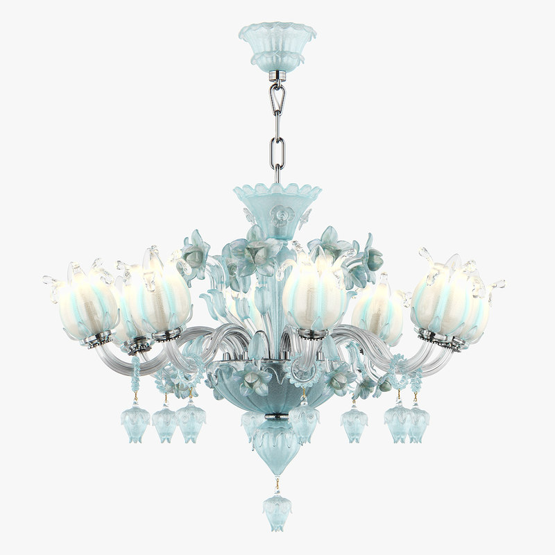 chandelier md 89298-8 osgona 3D model