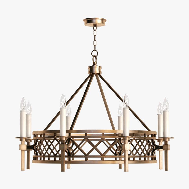 3D fine lamps cienfuegos