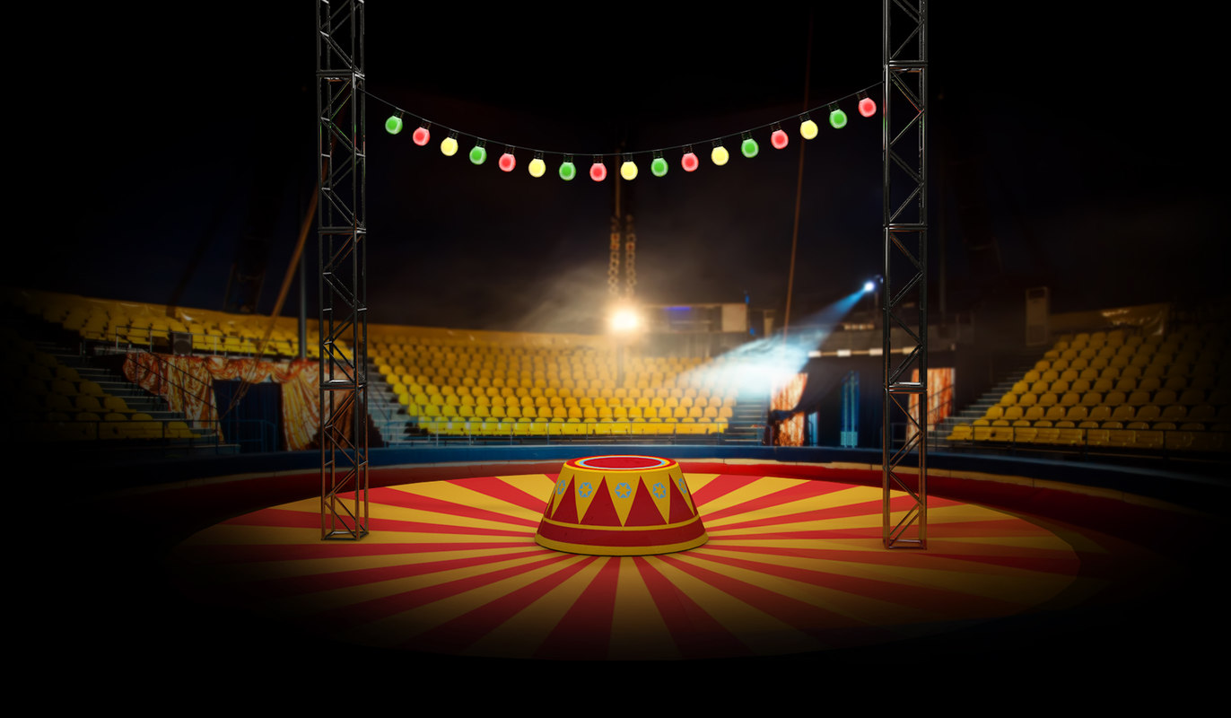 3D circus