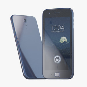 3D general mobile phone broken