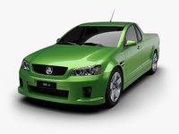 holden ve ssv ute 3D model