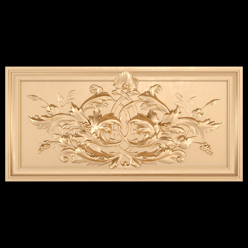 wall ceiling 3D
