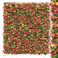 decorative wall autumn leaves model