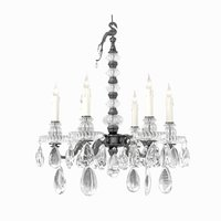 chandelier light maison bagues 3D model
