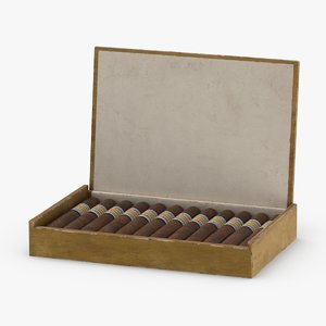 3D cigar-box---generic-open